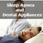 Sleep Apnea and Dental Appliances